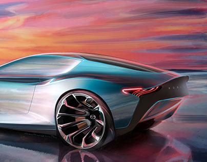 Mazda Horizon Concept Design