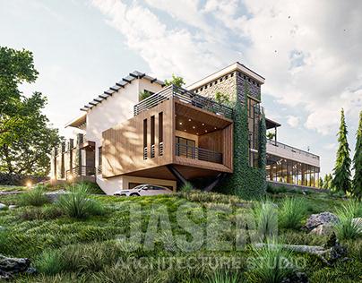 Villa On The Hills