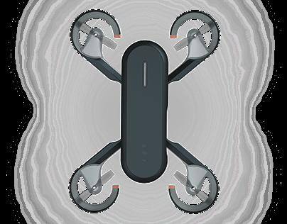 aer : mesh drone
