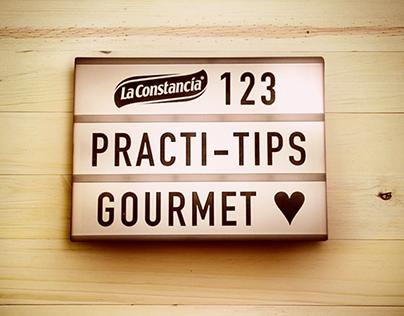 Recetas - 1 2 3 Practi-tips Gourmet