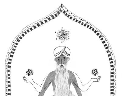 Un oasis en la India (Children's book)