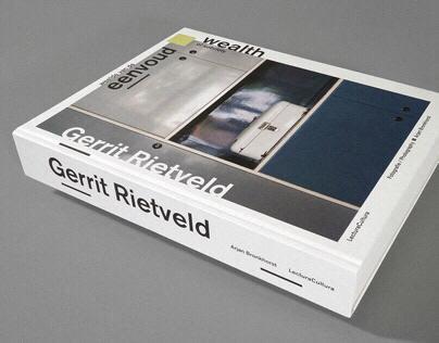 Book Design Gerrit Rietveld