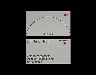 [4.0._clock] BUSINESS CARD