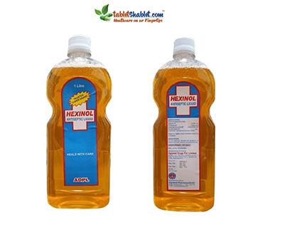 Hexinol Antiseptic Liquid Online