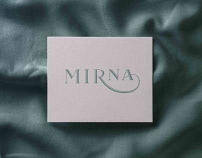 Mirna — Visual identity