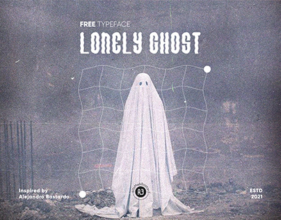 Lonely Ghost - Free Wavy Display Font