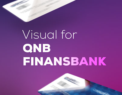 QNB FINANSBANK   Visual