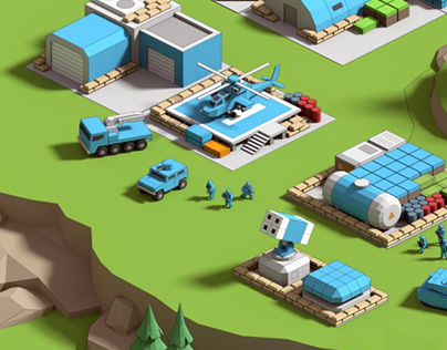 Strategy game concept