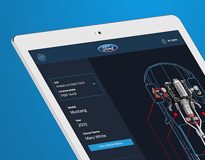 Ford: Service Technician Advisor | Cognitive xD