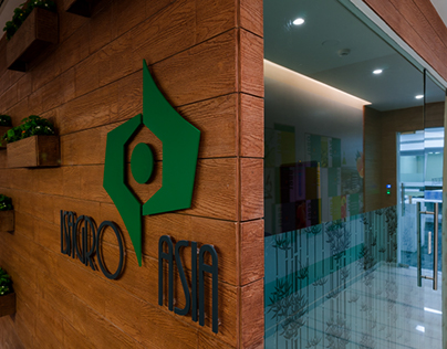 ISAGRO office By Sonal Iyer - Design Integrated