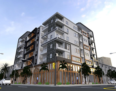 Residential and Commercial Administrative Project