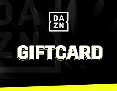 DAZN//Giftcard