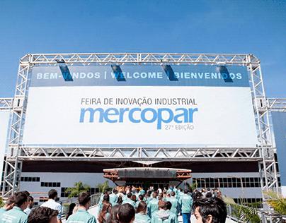 Mercopar - Wayfinding