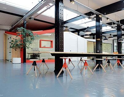 Clarks Originals design studio