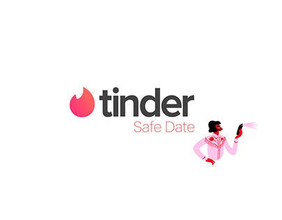 Tinder - Safe Date