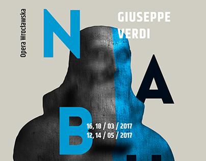 """Giuseppe Verdi """"Nabucco"""""""