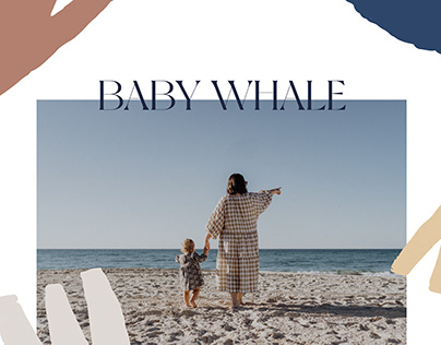 Baby whale | Clothes for the little ones