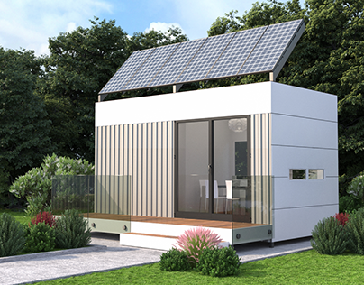 Eco-Friendly Living Unit