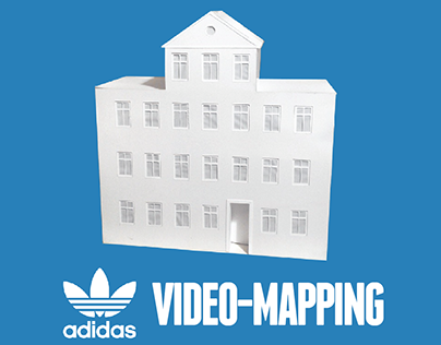 ADIDAS | Video-Mapping