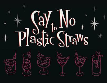 Bye Bye Straws