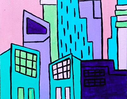 Empty cities