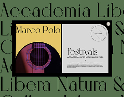 Marco Polo Festivals | Web