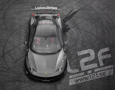STA ZITTO – FERRARI 458 GT3