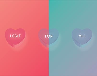 #AiLoveYou Valentine's Sticker
