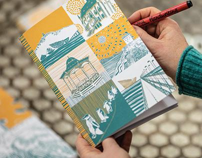 Dundee Landmark Notepads
