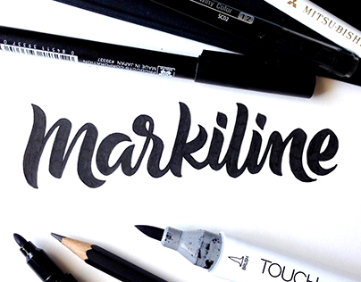 Lettering sketches 1 / logo / print / poster
