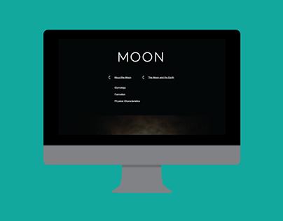 Moon Website