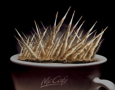 McCafé Strong Coffee