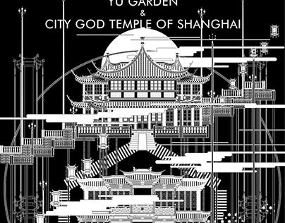 YU GARDEN & CITY GOD TEMPLE OF SHANGHAI