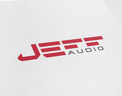 JEFF AUDIO Logo / New music brand