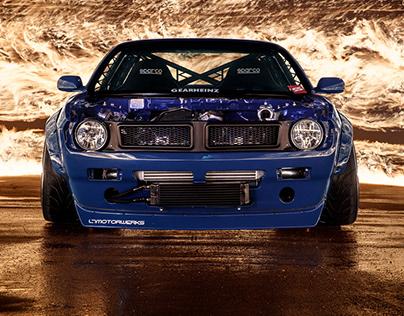 Nissan Silvia S24