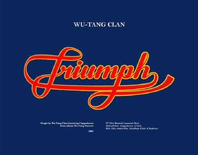 Lettering and Typography : Music