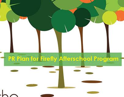 PR Plan for Firefly Afterschool Program