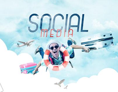 FlyWings | Social Media Designs | Manipulation