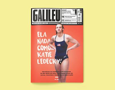 Galileu Magazine // Editorial