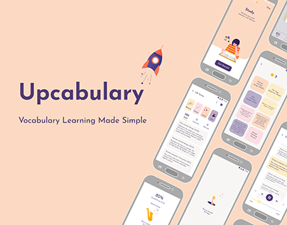 UX/UI Case Study: Vocabulary Learning App