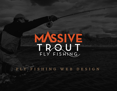 Massive Trout Fly Fishing / Web Design