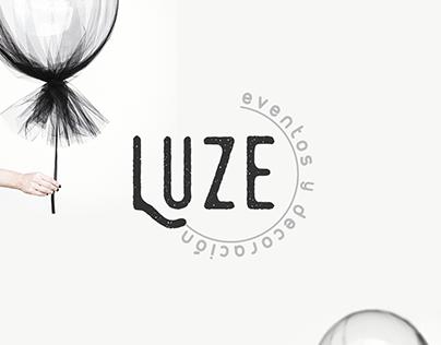 LUZE — Event planning service