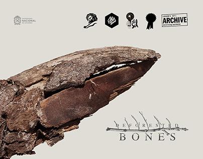 Deforested Bones - Universidad Nacional de Colombia