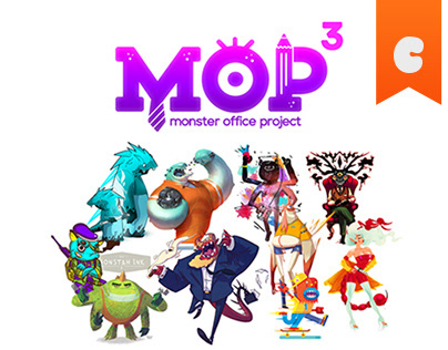 MONSTER OFFICE PROJECT 3