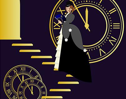 A Dama e o Tempo