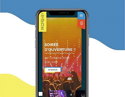 Le Tube brand new website