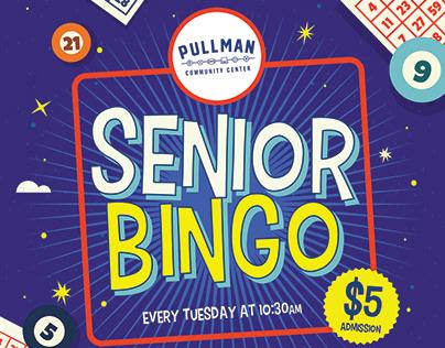 PCC Senior Bingo [Flyer]
