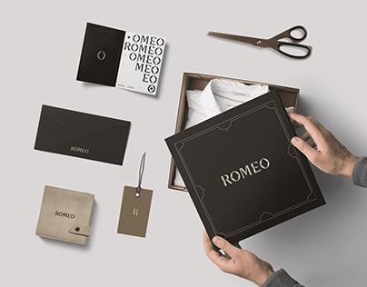 Romeo brand design