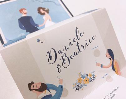 D + B | Wedding Project