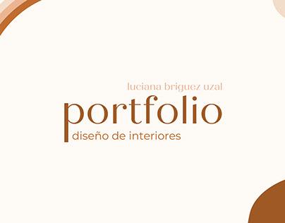 portfolio   diseño de interiores